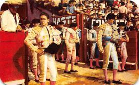 spof017372 - Torros en Mexico, Bull Fight Tarjeta Postal Bullfighting