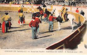 spof017378 - Corrida De Toros Tarjeta Postal Bullfighting