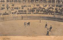 spof017395 - Bull Fight Tarjeta Postal Bullfighting