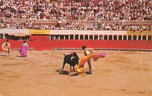 spof017401 - Bull Fight scene Tarjeta Postal Bullfighting