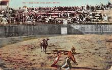 spof017413 - Bull Fight Tarjeta Postal Bullfighting