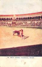 spof017437 - Bull Fight Tarjeta Postal Bullfighting