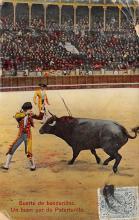 spof017439 - Suerte de banderillas Tarjeta Postal Bullfighting