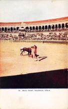 spof017440 - Bull Fight Tarjeta Postal Bullfighting