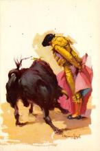 spof017446 - La Gaonera Tarjeta Postal Bullfighting