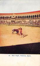 spof017462 - Bull Fight Tarjeta Postal Bullfighting