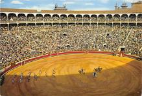 spof017468 - Toros, El Paseillo Tarjeta Postal Bullfighting