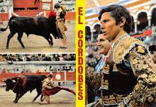 spof017470 - Toros, A High Pass Tarjeta Postal Bullfighting