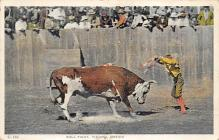 spof017477 - Bull Fight Tarjeta Postal Bullfighting