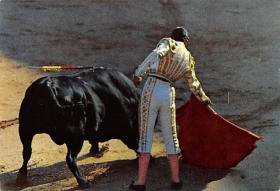 spof017483 - Corrida de Toros, Bull Fight Feast Tarjeta Postal Bullfighting