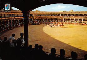 spof017496 - Ronda, Bullfing of Stone Tarjeta Postal Bullfighting