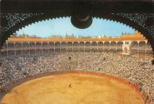 spof017502 - Plaza de Toros Monumental, Ring Tarjeta Postal Bullfighting