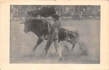 spof017507 - Bull Fighting Postcard