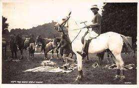spof019001 - Captain Rao Rajon Hunut Sinch Polo Postcard