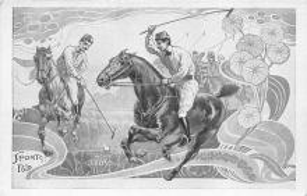 spof019029 - Artist Tamagno Polo Polo Postcard