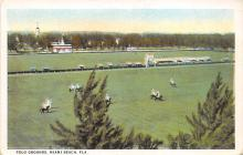 spof019039 - Polo Gronds Polo Postcard