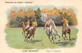 spof019044 - Les spofrts, Polo a Cheval Polo