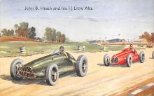 spof020050 - Alta Auto Race Car, Racing Postcard