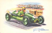 spof020057 - Cooper Auto Race Car, Racing Postcard