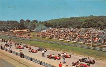 spof020130 - Elkhart Lake, Wisconsin, USA Auto Race Car, Racing Postcard
