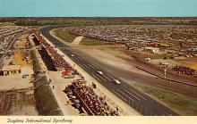 spof020172 - Daytona Beach, Florida USA Auto Race Car, Racing Postcard