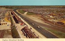 spof020195 - Daytona Beach, Florida USA Auto Race Car, Racing Postcard