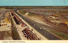 spof020215 - Daytona Beach, Florida USA Auto Race Car, Racing Postcard