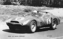 spof020694 - 1962 Le Mans Ferrari Auto Racing, Race Car