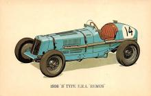 spof020698 - 1936 B Type ERA Remus Auto Racing, Race Car