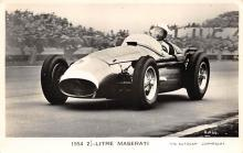 spof020705 - 1954 Litre Maserati Auto Racing, Race Car