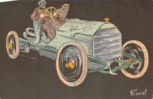 spof020777 - Race Car Auto Race Car, Racing Postcard