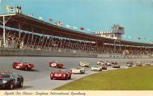 spof020788 - spofrts Car Classic, Daytona International Speeway Auto Race Car, Racing Postcard