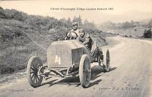 spof020789 - Circuit d'Auvergne Coupe Gordon Bennett 1905 Automobile Racing, Race Car Postcard