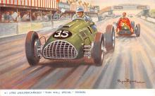 spof020795 - 4.1 Litre Unsupercharged, Thin Wall Special Ferrari Automobile Racing, Race Car Postcard