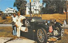 spof020798 - Grand Champion Team 1914 Dodge, Eddie and Mark Schuler Automobile Racing, Race Car Postcard