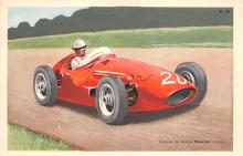 spof020799 - Voiture de course Maserati Automobile Racing, Race Car Postcard