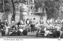 spof020813 - The Birmingham Super Prix 1988 Automobile Racing, Race Car Postcard