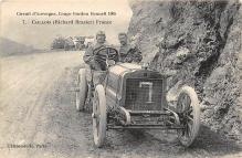 spof020821 - Circuit d'Auvergne Coupe Gordon Bennett 1905 Automobile Racing, Race Car Postcard