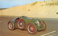 spof020839 - 1931 MG Montlhery C type Midget Racer, First 750cc car to do over 100 Mph Automobile Racing Postcard