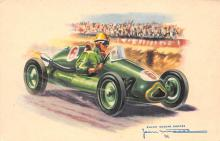 spof020845 - Racer 500 Cooper Automobile Racing, Race Car Postcard