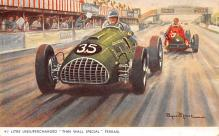 spof020862 - 4.1 Litre Unsupercharged, Thin Wall Special Ferrari Automobile Racing, Race Car Postcard