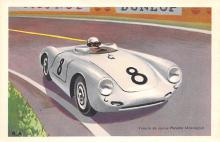 spof020873 - Voiture de course Porsche Automobile Racing, Race Car Postcard