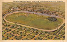 spof020900 - Indianapolis Motor Speedway Automobile Racing, Race Car Postcard