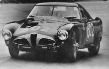 spof020915 - Alfa Romeo Type Soucoupe Volante Automobile Racing, Race Car Postcard