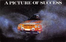 spof020921 - A Picture of Success Automobile Racing, Race Car Postcard