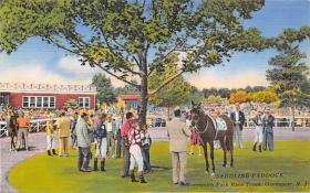 spof021016 - Monmouth Park postcard