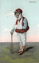 spof021614 - Horse Racing Old Vintage Antique Postcard