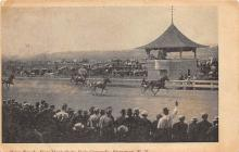 spof021698 - Syracuse, NY, USA Race Track, New York State Fair Grounds Horse Racing Postcard