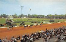 spof021745 - Lexington, KY, USA Kentucky Trotting Horse Breeders Ass'n Track Horse Racing Postcard