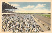 spof021749 - Pawtucket, RI, USA Narragansett Race Track Horse Racing Postcard